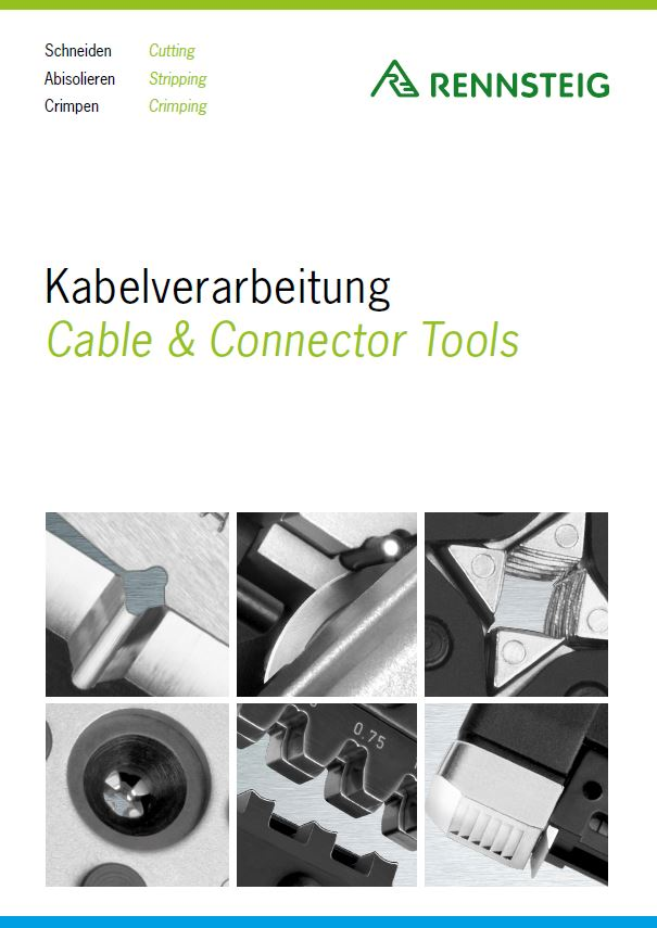Rennsteig Cable & Connector Tools