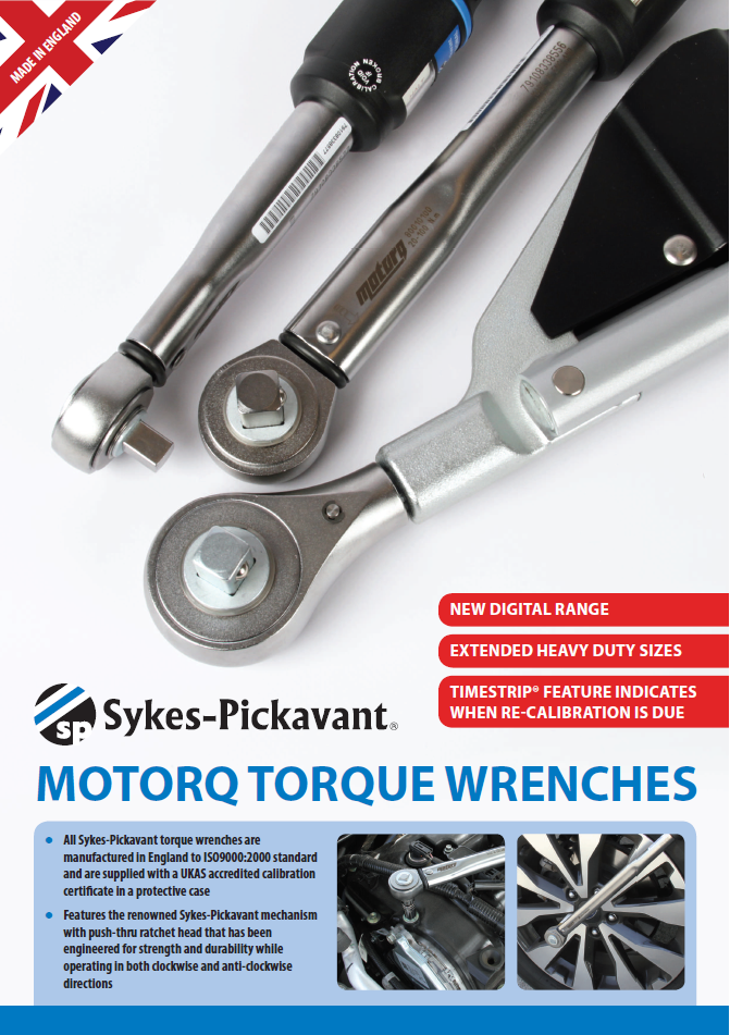 Motorq Torque Wrenches