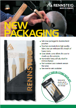 New Rennsteig Packaging