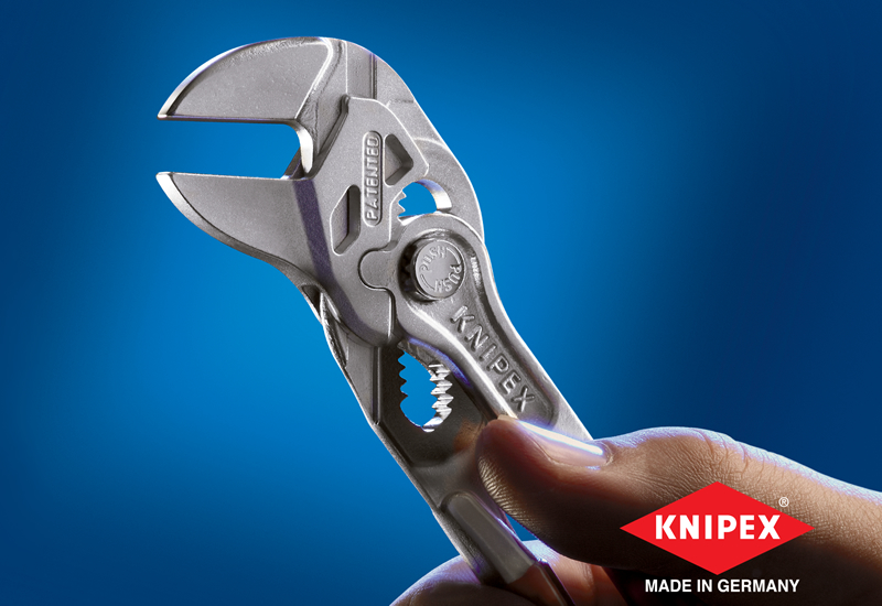 Knipex Product Hero Image